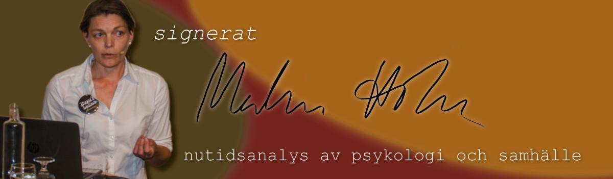 Signerat Malin Holm